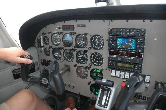 PA-28 Interior