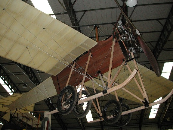 Blackburn Mercury Monoplane 1911