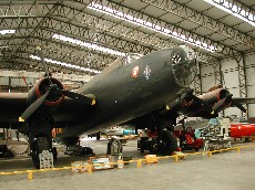 Handley Page Halifax - LV907