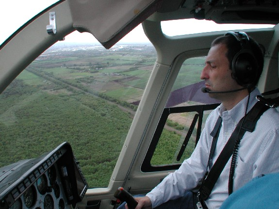 Joel at The Controls