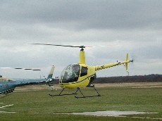 Helicopter's Northwest - Robinson R22 G-SLNW