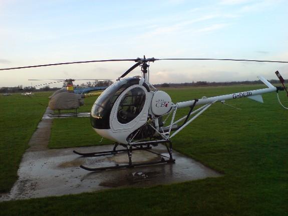 Helicopter's Northwest - Schweizer 300 CBi G-DCBI