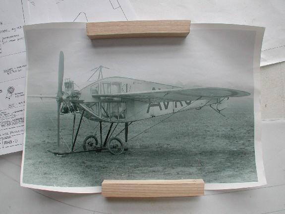 Avro Type F Monoplane picture