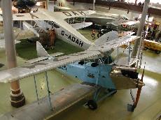 Avro Avian IIIA - G-EBZM