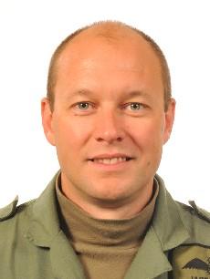 Squadron Leader Jason Bowes - 60 Squadron