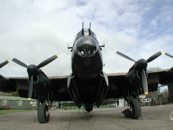 Lancaster NX611 'Just Jane'