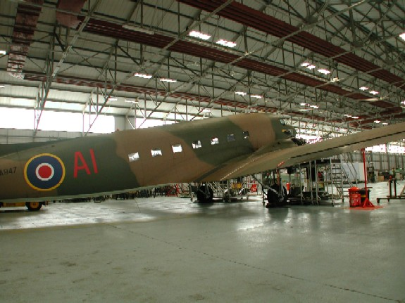 Battle of Britain Memorial Flight Dakota