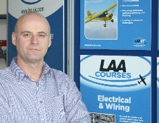Andy Draper - Design Engineer - Light Aircraft Association