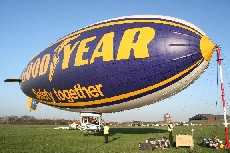 Goodyear Blimp 'Spirit of Safety'