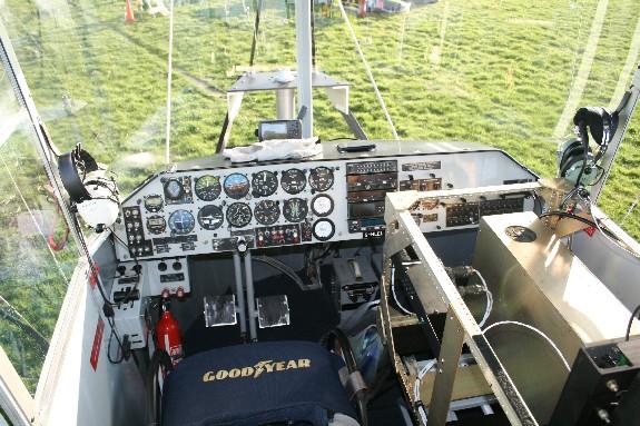 Inside 'Spirit of Safety's' gondola