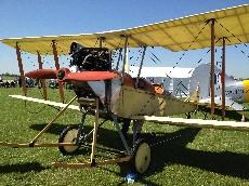 BE-2C 'Biggles Biplane'