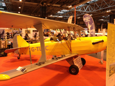 The Flying Show - NEC - 2012