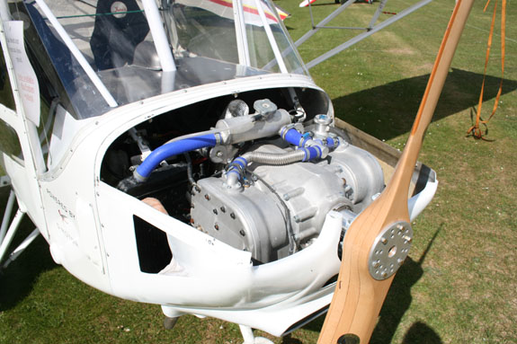 X-Air Hawk with D-Motor